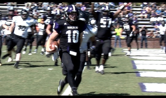 DII Football: Harding vs. Ouachita Baptist Recap