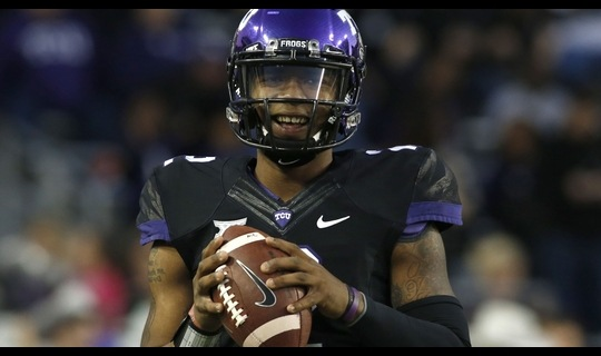 Hand Him The... TCU's Trevone Boykin