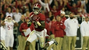 Alabama Football: Ridley 81-yd TD