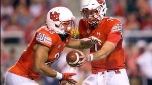 Utah Football: Booker 40-yd TD