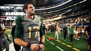 Hand Him The... Baylor's Seth Russell