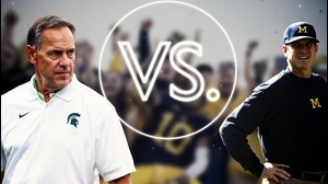 Versus: Michigan Wolverines vs. Michigan State Spartans
