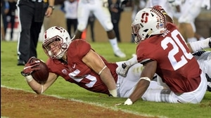 Hand Him The... Stanford's Christian McCaffrey