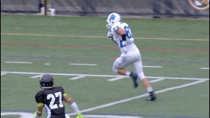 DII Football: Assumption vs. American International Recap