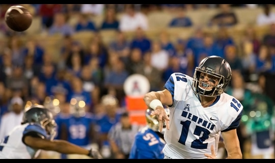 Hand Him The... Memphis' Paxton Lynch