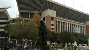 High Five: College Football's Spooky Stadiums