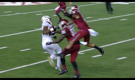 Stanford Football: INT leads to winning FG