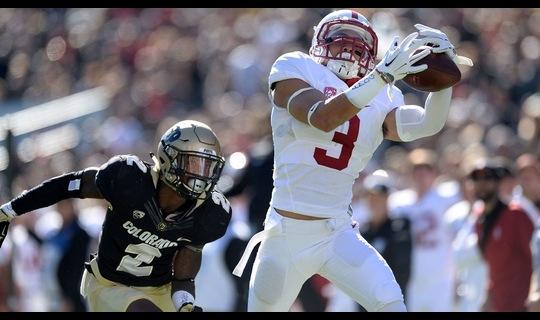 Stanford Football: Rector 43-yd TD
