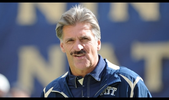 High Five: Football Coaches Marvelous Mustaches