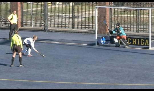 2015 DI Field Hockey Championship: Semifinal Recap