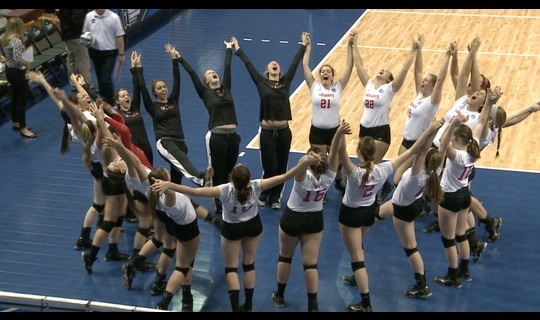 2015 DIII Women's Volleyball Championship: Semifinal Recap