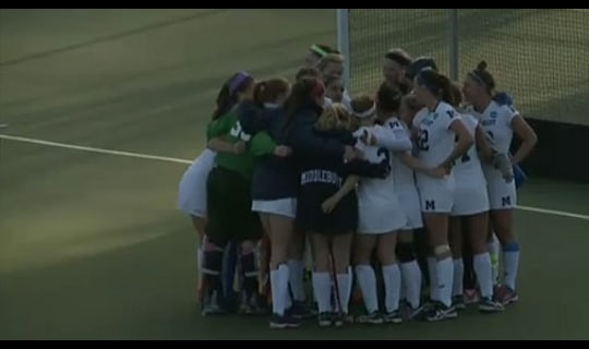 2015 DIII Field Hockey Semifinal Full Replay: Middlebury vs. TCNJ
