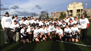 East Stroudsburg wins the 2015 DII Championship