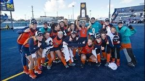 Syracuse wins the 2015 DI Championship