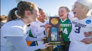 Middlebury wins the 2015 DIII Championship