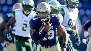 Hand Him The... Navy's Keenan Reynolds