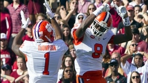 Clemson Football: Cain 55-yd touchdown