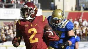 USC Football: Jackson scores TD on return