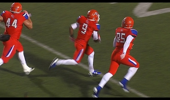 FCS Playoffs: Sam Houston St. beats Southern Utah