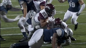 FCS Playoffs: Colgate holds off New Hampshire