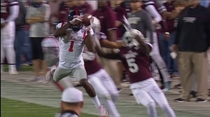 Ole Miss Football: Bridges pick-6