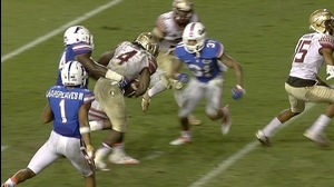 Florida State: Cook TD