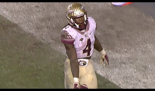 Florida State Football: Cook 29-yd TD