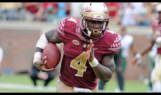 Hand Him The...Florida State's Dalvin Cook