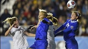 2015 DI Women's Soccer: Duke upsets FSU in Semifianls
