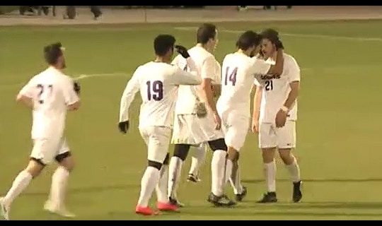 2015 DIII Men's Soccer Semifinal Full Replay: Calvin vs. Loras
