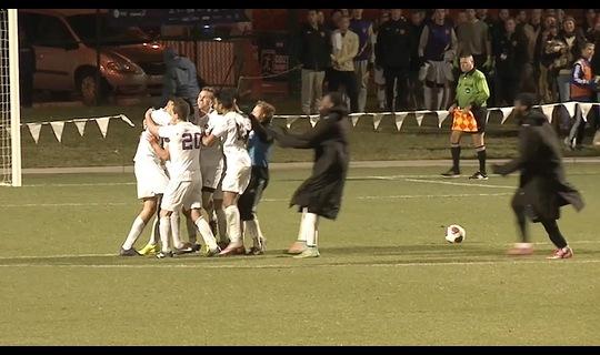 2015 DIII Men's Soccer Championship: Semifinal Recap