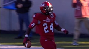 FCS Playoffs: Jacksonville St. survives Chattanooga