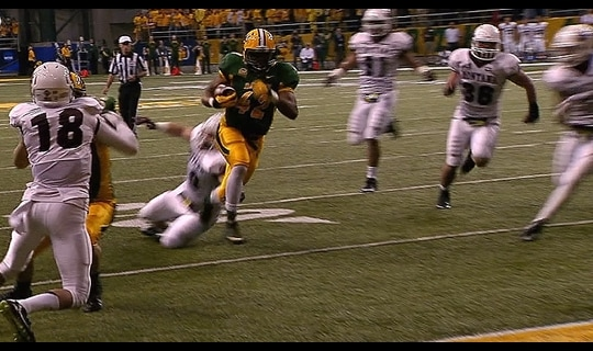 FCS Playoffs: North Dakota State beats Montana