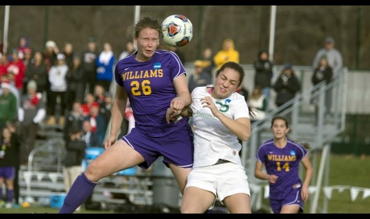 2015 DIII Women's Soccer Championship Full Replay: Washington-St. Louis vs. Williams