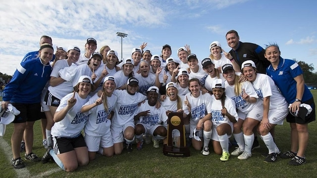 CHAMPS! Grand Valley St. completes the three-peat