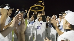 Amherst wins the 2015 DIII Men's Soccer Championship