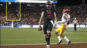Stanford Football: Hogan trick-play TD
