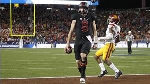 Stanford Football: Hogan trick-play TD