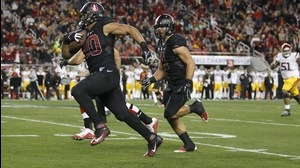 Stanford Football: Thomas scoop and score