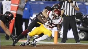 USC Football: Jones II shifty TD