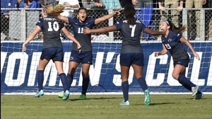 Penn State wins the 2015 DI Women's Soccer Championship