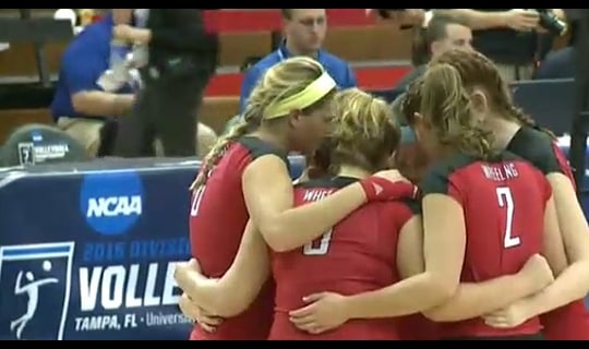 2015 DII Women's Volleyball Quarterfinal Full Replay: Arkansas-Fort Smith vs. Wheeling Jesuit
