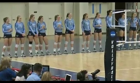 2015 DII Women's Volleyball Quarterfinal Full Replay: Western Washington vs. Rockhurst