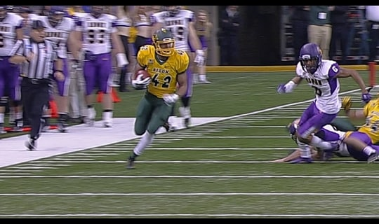 FCS: Playoffs: NDSU tops UNI