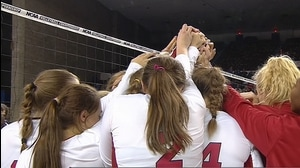2015 DI Women's Volleyball: Nebraska beats Washington