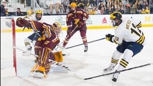 NCAA Hockey: Top Five Plays