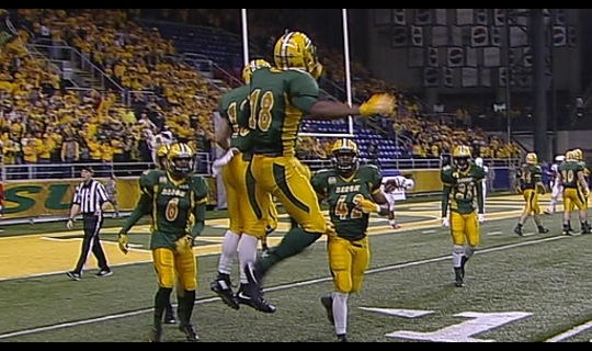 FCS Playoffs: North Dakota State tops Richmond