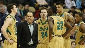 Throwback Thursday: Brey's Emotional Day