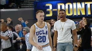 Russell Westbrook leads college basketball Social Rewind