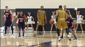 DII Basketball: California Baptist wins doubleheader